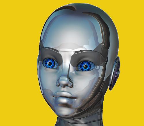 Robot heard