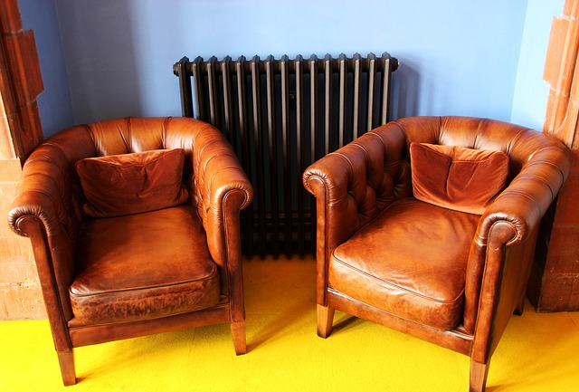 used leather armchairs for sale